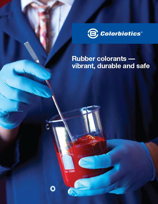 Rubber Colorant Brochure
