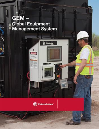 Cover of GEM brochure